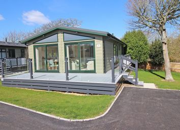 Thumbnail 3 bed lodge for sale in Downton Lane, Downton, Lymington