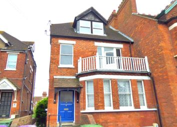 Thumbnail 2 bed flat for sale in Wiltie Gardens, Folkestone