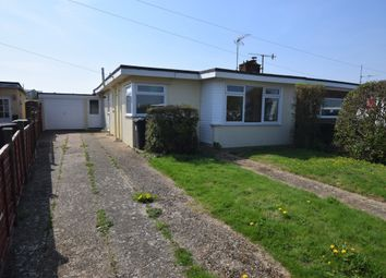 Thumbnail 2 bed semi-detached bungalow for sale in Camber Drive, Pevensey Bay
