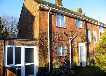 Thumbnail 3 bed semi-detached house for sale in Roosevelt Crescent, Kinson, Bournemouth