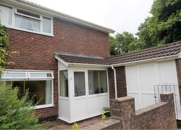 Thumbnail 4 bed end terrace house for sale in Brookside, Cwmbran