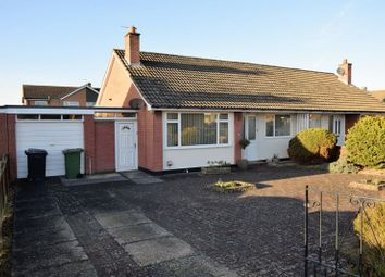 Thumbnail 2 bedroom semi-detached bungalow to rent in Barras Close, Dalston, Carlisle