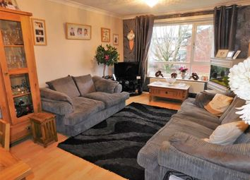 Thumbnail 2 bed flat for sale in Strathblane Close, Withington, Manchester