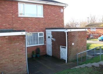 Thumbnail 1 bed maisonette to rent in Hazel Avenue, New Oscott, Sutton Coldfield