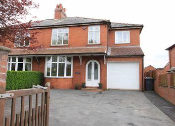 Thumbnail 3 bed property for sale in Longridge Road, Grimsargh, Preston