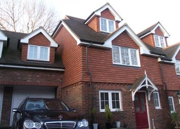 Thumbnail 4 bed property to rent in Meadow Views, Ridgewood, Uckfield