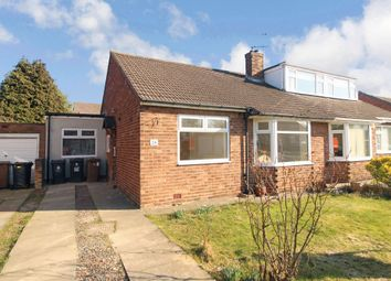 Thumbnail 3 bedroom semi-detached house for sale in Blanchland Avenue, Wideopen, Newcastle Upon Tyne