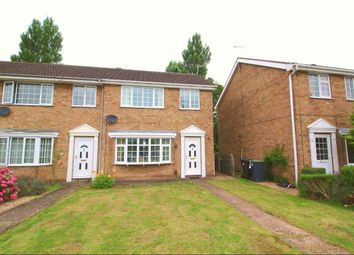 Thumbnail 3 bed semi-detached house for sale in Glenbank Close, North Hykeham, Lincoln