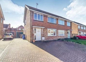 3 bed semi-detached house for sale in Cumberland Drive, Lower Halstow, Sittingbourne, Kent ME9