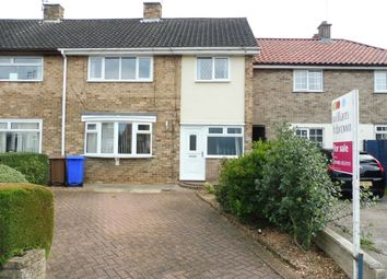 Thumbnail 3 bedroom terraced house for sale in Woodhill Close, Anlaby, Hull