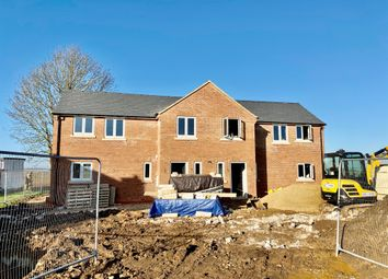 Thumbnail 3 bed semi-detached house for sale in Back Bank, Whaplode Drove, Spalding