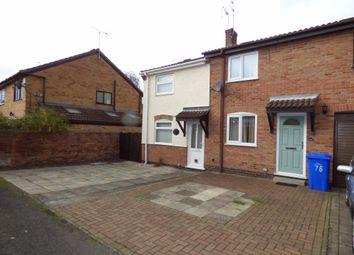 Thumbnail 1 bed terraced house to rent in Gibb Street, Long Eaton, Nottingham