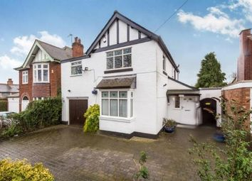 Thumbnail 3 bed detached house for sale in Stenson Road, Derby, Derbyshire