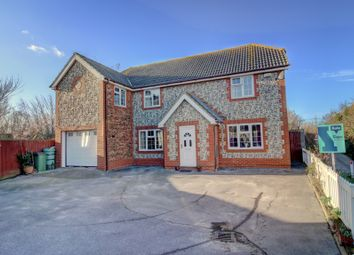 Thumbnail 6 bed detached house for sale in Ashmore Gardens, Northfleet, Gravesend