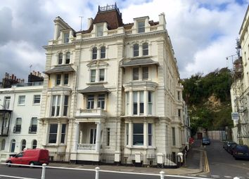 Thumbnail 3 bedroom flat for sale in Sussex House Marina, St. Leonards-On-Sea, East Sussex.