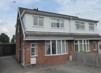 Thumbnail 2 bed semi-detached house for sale in Cae Gabriel, Penycae, Wrexham