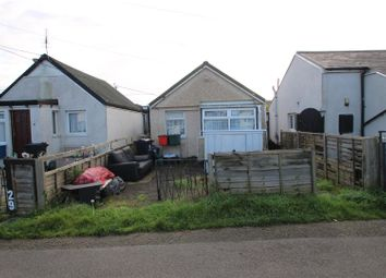 Thumbnail 1 bed detached bungalow for sale in Gorse Way, Jaywick, Clacton-On-Sea
