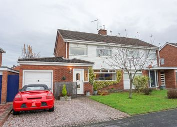 Thumbnail 3 bed semi-detached house for sale in Lowerfield Road, Chester