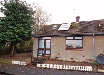 Thumbnail 1 bed terraced bungalow for sale in Kinloss Park, Cupar