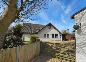 Thumbnail 5 bed detached house for sale in Rectory Road, Kedington, Haverhill