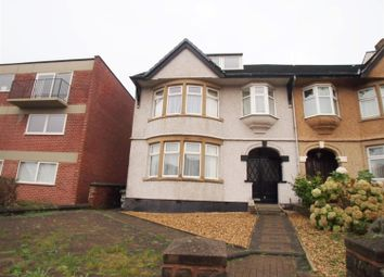 Thumbnail 2 bedroom flat to rent in Victoria Road, Wallasey