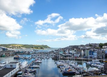 Thumbnail 3 bed flat for sale in Sutton Wharf, Plymouth
