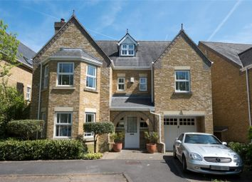 Thumbnail 5 bed detached house for sale in Burgess Mead, Oxford