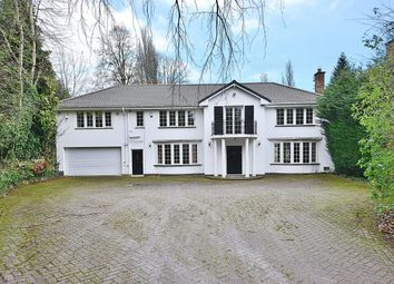 Thumbnail 5 bed detached house to rent in Harborne Road, Edgbaston, Birmingham
