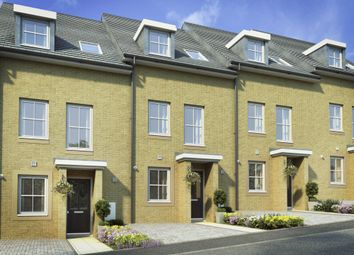 "Thumbnail 3 bedroom terraced house for sale in ""Padstow"" at Temple Hill, Dartford"