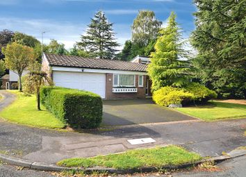 Thumbnail 3 bed detached bungalow for sale in Pheasant Walk, High Legh, Knutsford