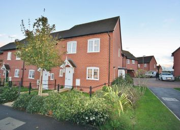 Thumbnail 3 bed semi-detached house to rent in Bluebell Way, Whiteley, Fareham