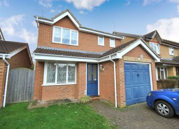 Thumbnail 3 bed detached house for sale in Blythe Way, Maldon