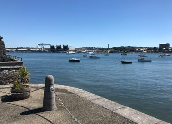 Thumbnail 3 bedroom flat for sale in Carew Wharf, Torpoint