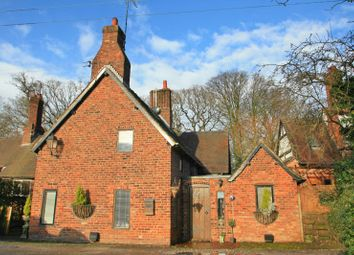 Thumbnail 3 bed cottage to rent in The Mount, Great Budworth, Northwich