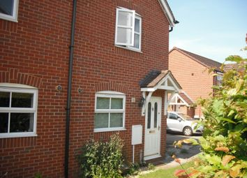 Thumbnail 2 bed property to rent in Hamilton Close, Bicester