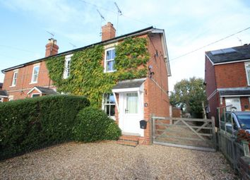 Thumbnail 3 bed end terrace house for sale in Hyde End Lane, Ryeish Green