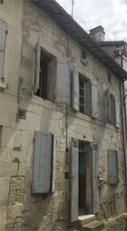 Thumbnail 2 bed town house for sale in Poitou-Charentes, Charente, Chalais