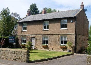 Thumbnail 3 bed detached house for sale in Ulgham, Morpeth, Northumberland