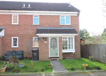 Thumbnail 1 bedroom end terrace house for sale in Howard Close, Luton