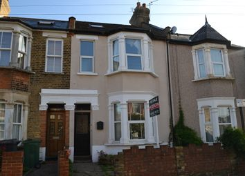 Thumbnail 4 bedroom terraced house for sale in Connaught Road, Chingford