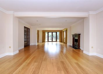 Thumbnail 5 bed detached house to rent in Pine Avenue, Camberley, Surrey