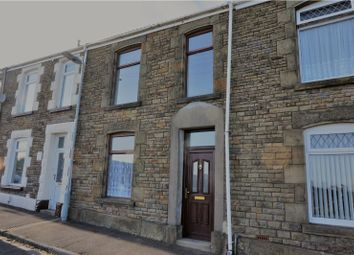 Thumbnail 3 bed terraced house for sale in Hopkin Street, Brynhyfryd