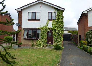 Thumbnail 4 bedroom detached house for sale in Gregson Close, Blackpool