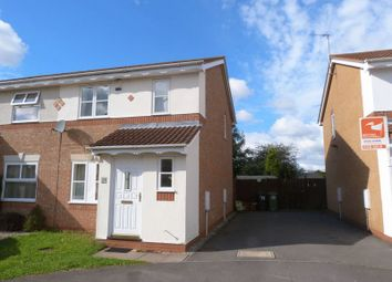 Thumbnail 3 bed semi-detached house to rent in Jewsbury Avenue, Measham, Swadlincote