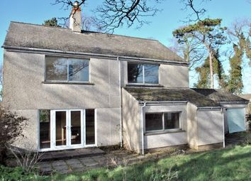 Thumbnail 4 bed detached house for sale in The Old Rectory, Ballacrosha, Ballaugh