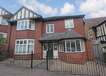 Thumbnail 5 bed semi-detached house for sale in Meadhurst Road, Leicester