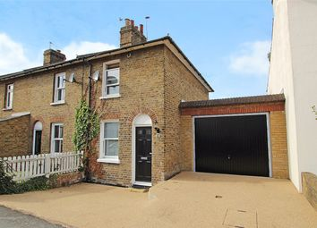 Thumbnail 2 bed end terrace house for sale in Anglesea Road, Orpington, Kent