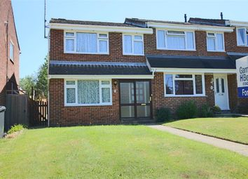 Thumbnail 3 bed end terrace house for sale in Hazel Way, Crawley Down, West Sussex