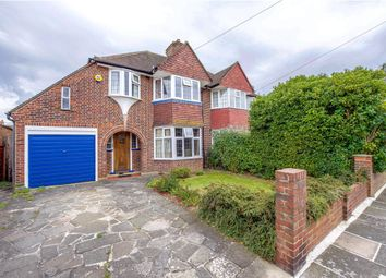 Thumbnail 3 bed semi-detached house for sale in The Ridge, Twickenham
