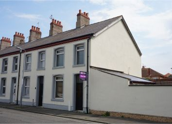 Thumbnail 2 bed end terrace house for sale in Wood Road, Rhyl